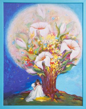 Keeper of a tree of Abundance