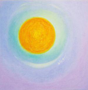Solar Disk of AllatRa